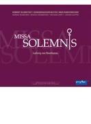 ミサ・ソレムニス ブロムシュテット&ゲヴァントハウス管弦楽団(2012)【CD】