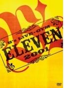 B'z LIVE-GYM 2001 -ELEVEN-【DVD】 2枚組