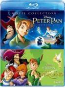 ピーター・パン&ピーター・パンII 2-Movie Collection【ブルーレイ】