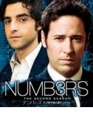 ナンバーズ 天才数学者の事件ファイル シーズン2 <トク選BOX>【DVD】 6枚組