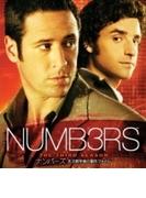 ナンバーズ 天才数学者の事件ファイル シーズン3 <トク選BOX>【DVD】 12枚組