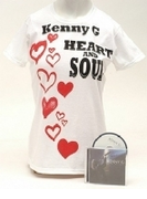 Heart & Soul (Autographed) (+ladies T-shirt)(Ltd)【CD】