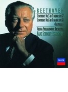 交響曲第5番『運命』、第6番『田園』 シュミット=イッセルシュテット&ウィーン・フィル【CD】