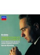 交響曲第2番、セレナード第2番 ケルテス&ウィーン・フィル、ロンドン響