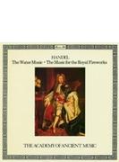 水上の音楽、王宮の花火の音楽 ホグウッド&エンシェント室内管弦楽団