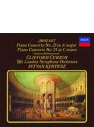 ピアノ協奏曲第23番、第24番 カーゾン、ケルテス&ロンドン響