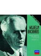 バックハウス/モーツァルト・リサイタル~ピアノ・ソナタ第11番、第10番、第12番、他