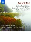 チェロ協奏曲、セレナード、寂しい水、ホワイソーンの影 ファレッタ&アルスター管、ジョンストン、コーフィー【CD】
