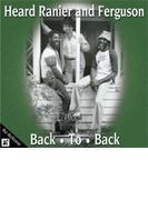Back To Back【CD】