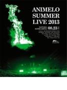 Animelo Summer Live 2013 -FLAG NINE- 8.23 (Blu-ray)【ブルーレイ】 2枚組