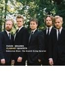 ブラームス:クラリネット五重奏曲、フックス:クラリネット五重奏曲 マンツ、デンマーク弦楽四重奏団【CD】