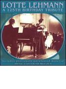 ロッテ・レーマン生誕125周年記念ボックス(4CD)【CD】 4枚組