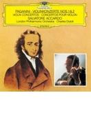 ヴァイオリン協奏曲第1番、第2番『ラ・カンパネッラ』 アッカルド、デュトワ&ロンドン・フィル【CD】