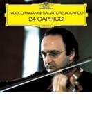 24のカプリース アッカルド(1977)【CD】