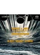 オルガンによるドビュッシー『海』、ラヴェル『ボレロ』、亡き王女のためのパヴァーヌ、『ラ・ヴァルス』、他 イデンスタム