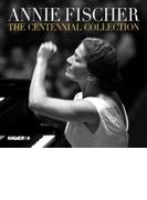 モーツァルト:ピアノ協奏曲第20番、第21番、ベートーヴェン:ピアノ協奏曲第3番、シューベルト:ピアノ・ソナタ第21番、他 アニー・フィッシャー(3CD)【CD】 3枚組