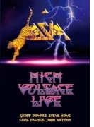HIGH VOLTAGE LIVE(DVD)【DVD】