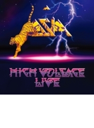 HIGH VOLTAGE LIVE(CD)【CD】