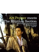 Art Pepper Meets The Rhythm Section (Ltd)