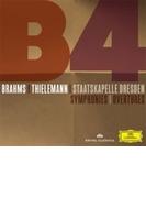 交響曲全集、協奏曲集 ティーレマン&シュターツカペレ・ドレスデン、ポリーニ、バティアシヴィリ(3CD+DVD)【CD】 3枚組