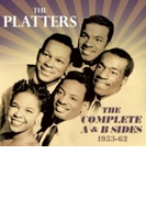 Platters - Complete A & B Sides 1953-1962【CD】 3枚組