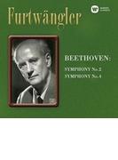 交響曲第2番、第4番 フルトヴェングラー&ウィーン・フィル(1948、1952)【SACD】