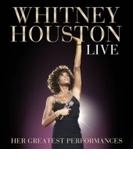 Whitney Houston Live: Her Greatest Performances (+dvd)【CD】 2枚組