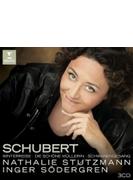 『冬の旅』全曲、『美しき水車小屋の娘』全曲、『白鳥の歌』全曲、他 シュトゥッツマン、セデルグレン(3CD)