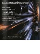 サン=サーンス:交響曲第3番『オルガン付き』、プーランク:オルガン協奏曲 ネゼ=セガン&ロンドン・フィル、オドンネル【CD】