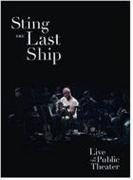 Last Ship: Live At The Public Theat【DVD】