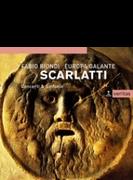 Sinfonias, Concerti Grossi: Biondi / Europa Galante +d.scarlatti