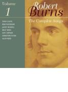 Complete Songs Of Robert Burns Vol 1【CD】