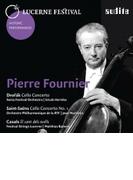 ドヴォルザーク:チェロ協奏曲 フルニエ、ケルテス&ルツェルン祝祭管(1967年ステレオ)、鳥の歌(1976年ステレオ)、他【CD】