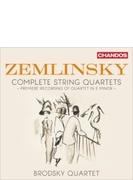 弦楽四重奏曲全集、弦楽四重奏曲ホ短調 ブロドスキー四重奏団(2CD)