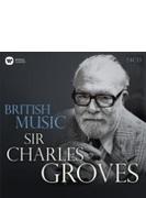 『イギリス音楽作品集~エルガー、ディーリアス、ブリッジ、他』 グローヴズ&ロイヤル・リヴァプール・フィル、ボーンマス響、他(24CD)