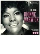 Real... Dionne Warwick【CD】 3枚組