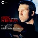 グリーグ:ピアノ協奏曲、シューマン:ピアノ協奏曲 アンスネス、ヤンソンス&ベルリン・フィル【CD】