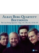 後期弦楽四重奏曲集 アルバン・ベルク四重奏団(1989)(3CD)