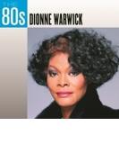 80s: Dionne Warwick【CD】