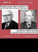 Violin Concerto: Campoli(Vn) Boult / Bbc So +douglas Coates: Concerto: C.sauer(Vn) C.groves / 【CD】