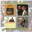 Country Charley Pride / Country Way / Pride Of Country Music / Make Mine Country (Rmt)【CD】 2枚組