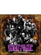 9sari x BLACK SWAN Tour Final Live at SHINJUKU FACE【DVD】