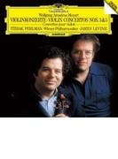 ヴァイオリン協奏曲第3番、第5番『トルコ風』 パールマン、レヴァイン&ウィーン・フィル【SHM-CD】