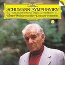 交響曲第1番『春』、第4番 バーンスタイン&ウィーン・フィル【SHM-CD】