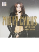 Can't Be Tamed Deluxe (+DVD)【CD】