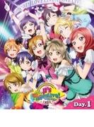 ラブライブ! μ 's Go→go! Lovelive! 2015 ~dream Sensation~ : Blu-ray Day1【ブルーレイ】 2枚組