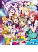 ラブライブ! μ 's Go→go! Lovelive! 2015 ~dream Sensation~: Blu-ray Day2【ブルーレイ】 2枚組