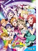 ラブライブ! μ 's Go→go! Lovelive! 2015 ~dream Sensation~: Dvd Day2【DVD】 2枚組