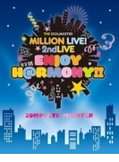 "THE IDOLM@STER MILLION LIVE! 2ndLIVE ENJOY H@RMONY!! LIVE Blu-ray ""COMPLETE THE@TER"" 【完全生産限定】【ブルーレイ】 5枚組"