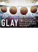 20th Anniversary Final GLAY in TOKYO DOME 2015 Miracle Music Hunt Forever 【DVD-STANDARD EDITION-(DAY1)】【DVD】